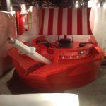 Oversized Trade show Lego Prop