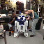 all skills employed for custom star wars props